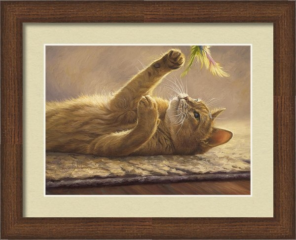 Lucie Bilodeau - Playtime Print