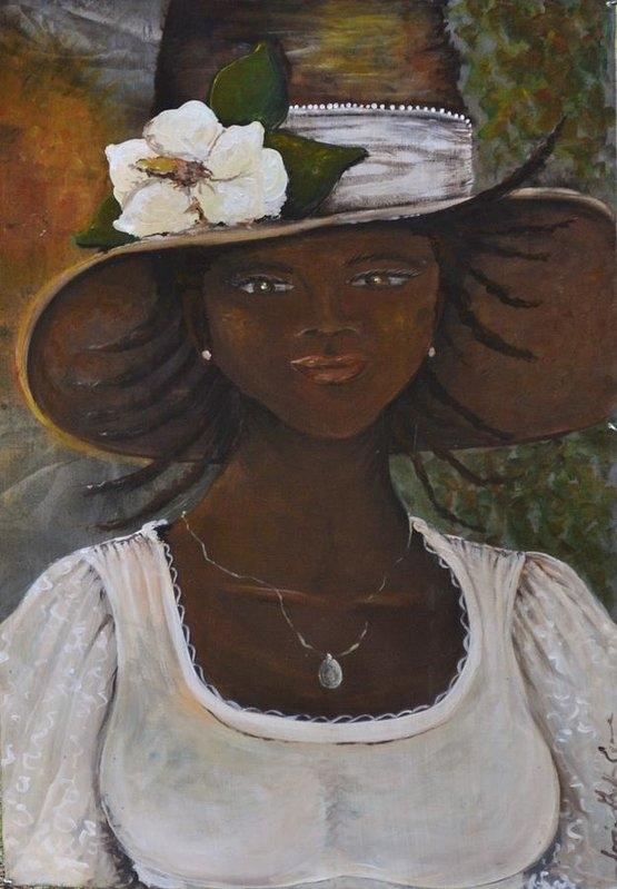 Sonja Griffin Evans - Magnolia Print