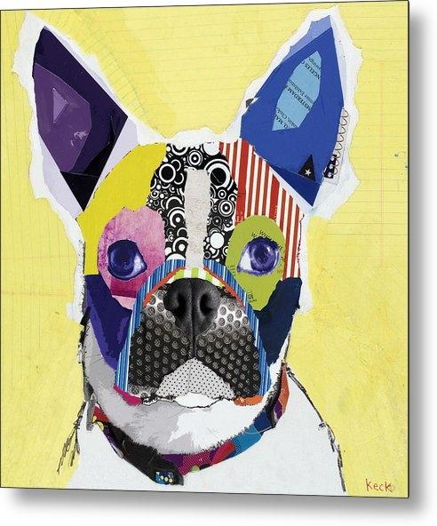 Michel Keck - Boston Terrier  Print