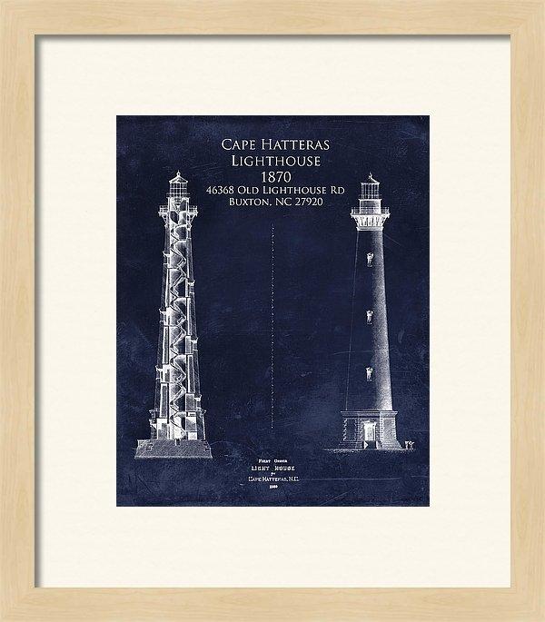 Sara Harris - Cape Hatteras Lighthouse ... Print