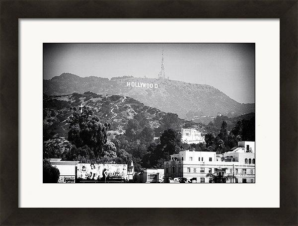 John Rizzuto - Hollywood Sign Print