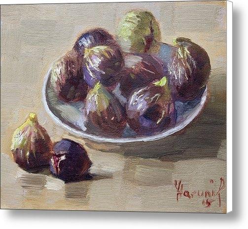 Ylli Haruni - Black Figs Print