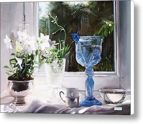 Danka Weitzen - Il Calice Blu Print