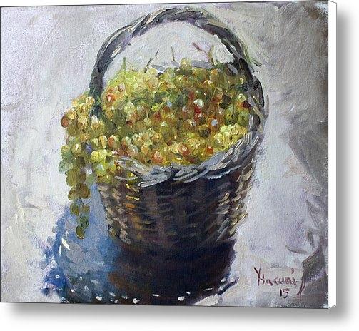 Ylli Haruni - Fresh from the Garden Print