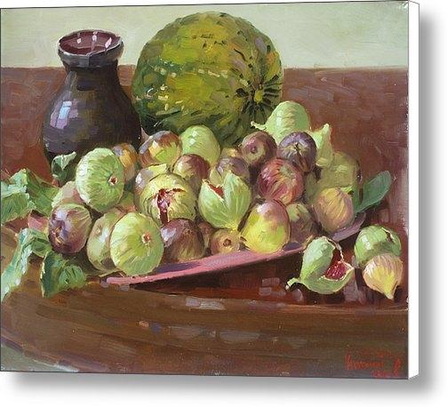 Ylli Haruni - Figs and Cantaloupe Print