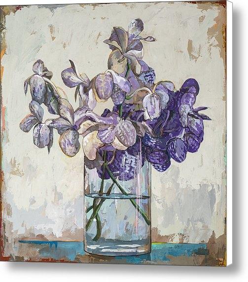 David Palmer - Flowers #1 Print