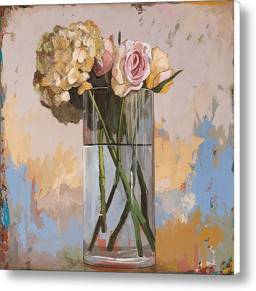 David Palmer - Flowers #2 Print
