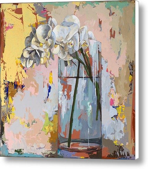 David Palmer - Flowers #3 Print