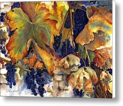Maria Hunt - The Magic of Autumn Print