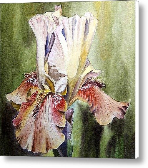 Irina Sztukowski - Iris Painting Print