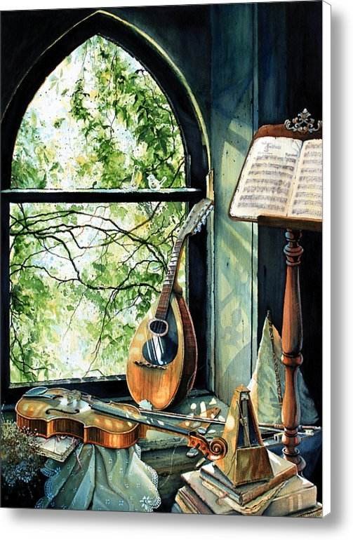 Hanne Lore Koehler - Memories And Music Print