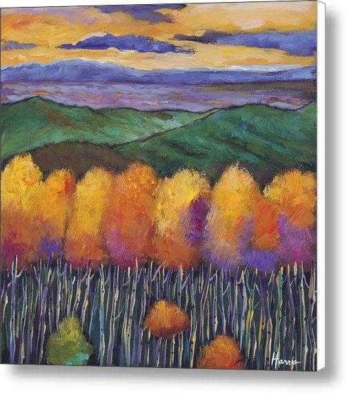 Johnathan Harris - Aspen Nightfall Print