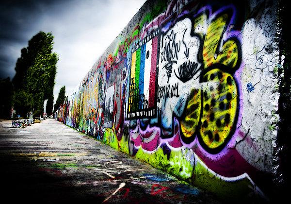 Thomas Kessler - Berlin Wall Print