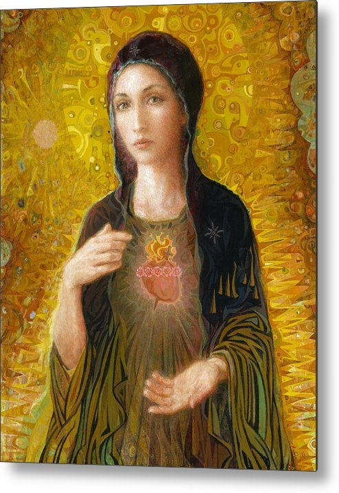 Smith Catholic Art - Immaculate Heart of Mary Print