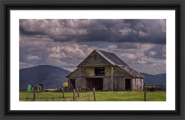 Mike Yeatts - Skylark Farms  Print