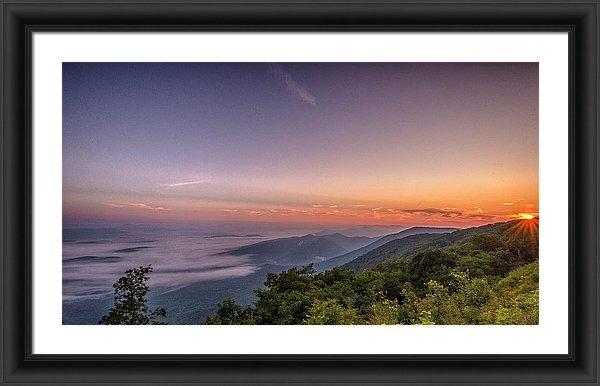 Mike Yeatts - A new dawn awaits  Print