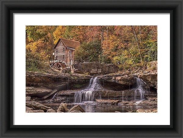 Mike Yeatts - Autumn Rest  Print