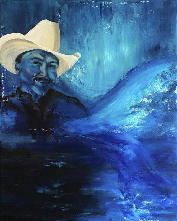 Kelly Fitzpatrick - King of Tejano Print