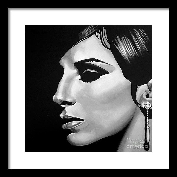 Meijering Manupix -  Barbra Streisand Print