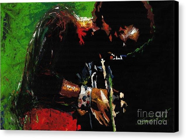 Yuriy  Shevchuk - Jazz Miles Davis 1 Print
