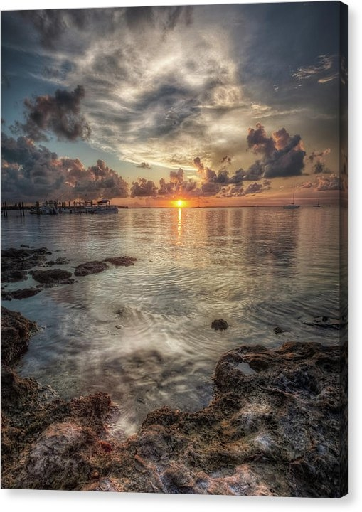 Ronald Kotinsky - Serenity Seascape Print