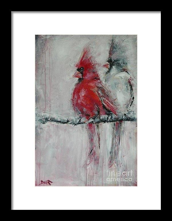 Dan Campbell - Cardinals Rule Print