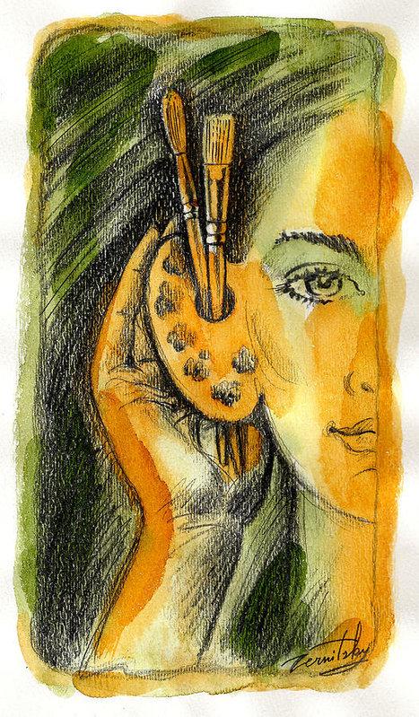 Leon Zernitsky - Art of Listening Print