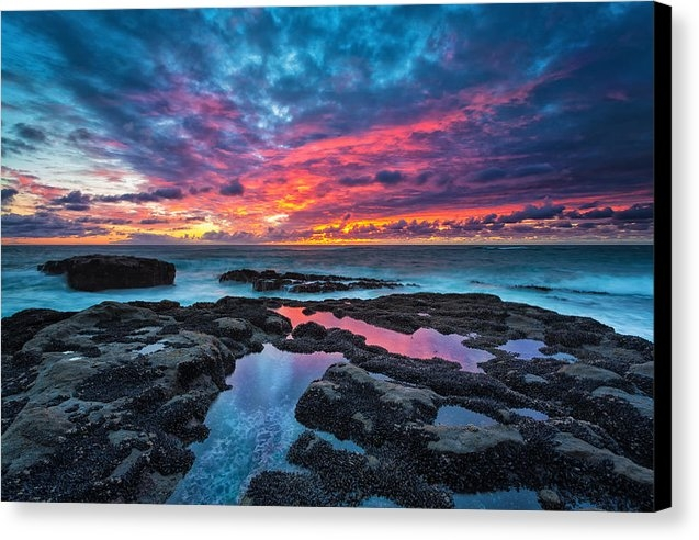 Robert Bynum - Serene Sunset Print