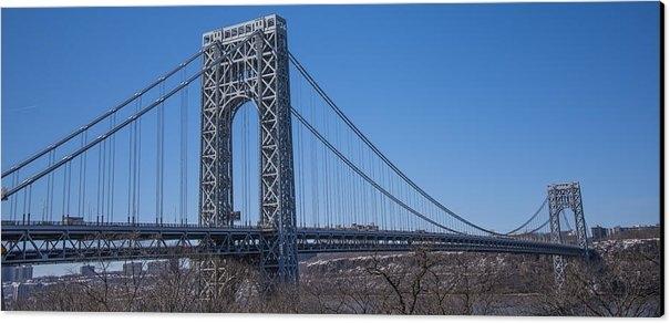Theodore Jones - George Washington Bridge Print