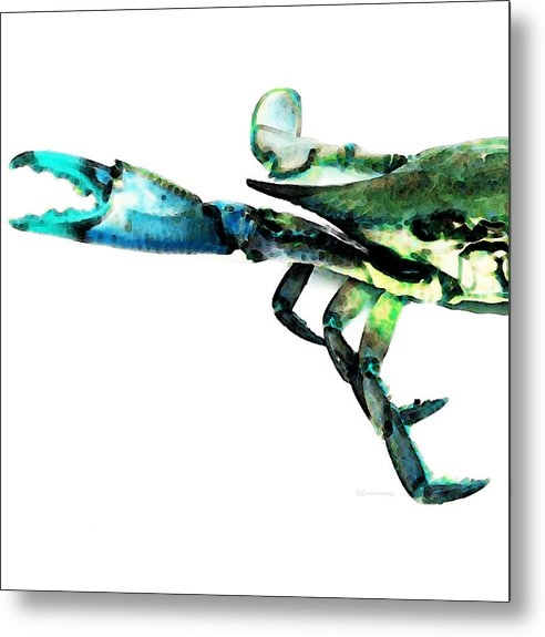 Sharon Cummings - Half Crab - The Left Side Print