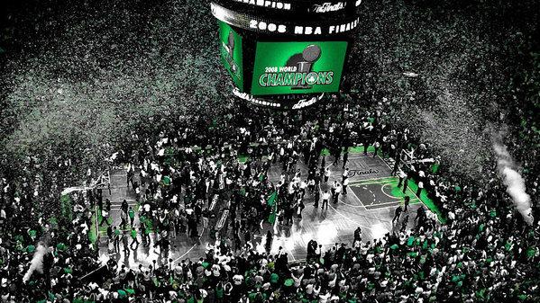Brian Reaves - The Boston Celtics 2008 N... Print