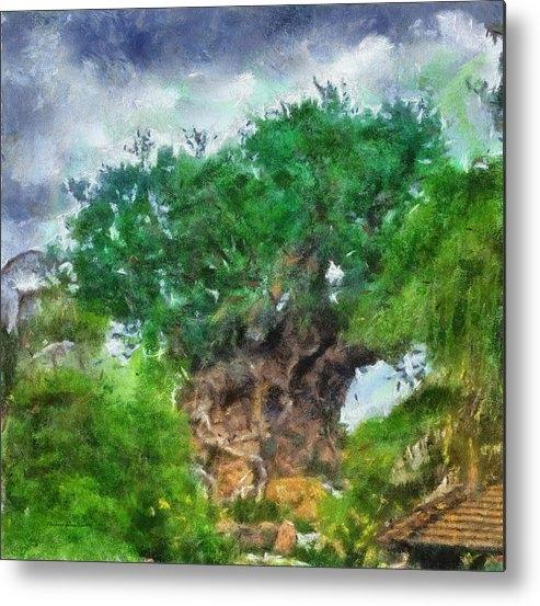 Thomas Woolworth - The Living Tree WDW Photo... Print