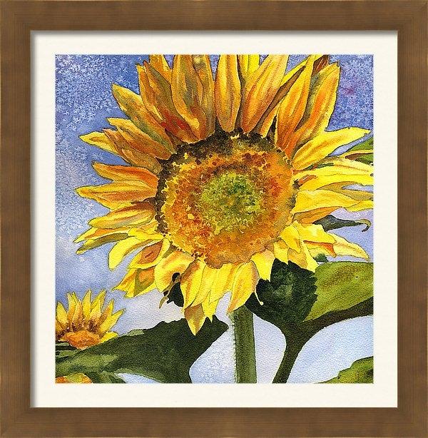 Anne Gifford - Sunflowers II Print