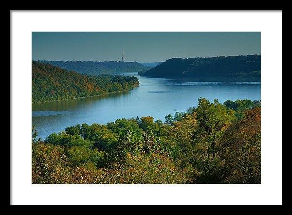Steven Ainsworth - River View II Print