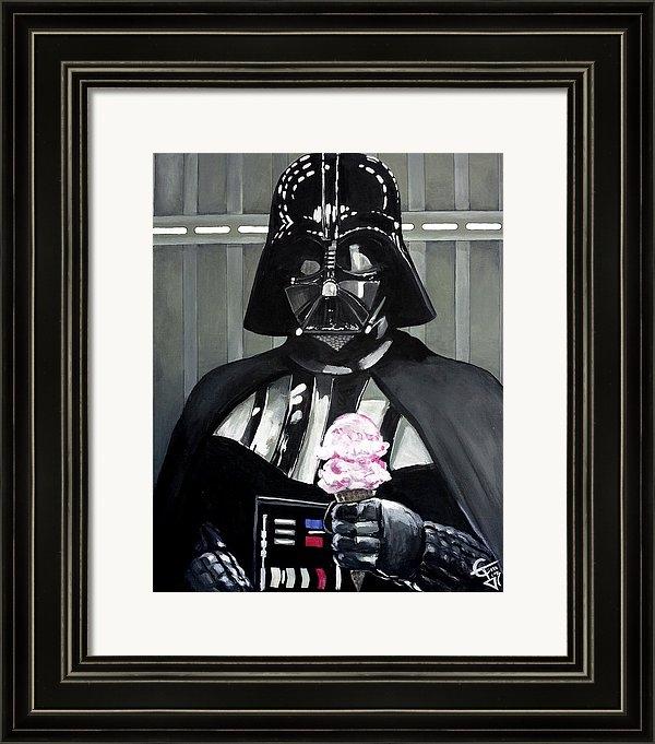 Tom Carlton - Come to the Dark Side... ... Print