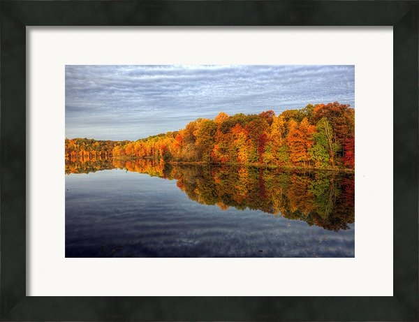 Edward Kreis - Mirror Mirror On The Fall Print