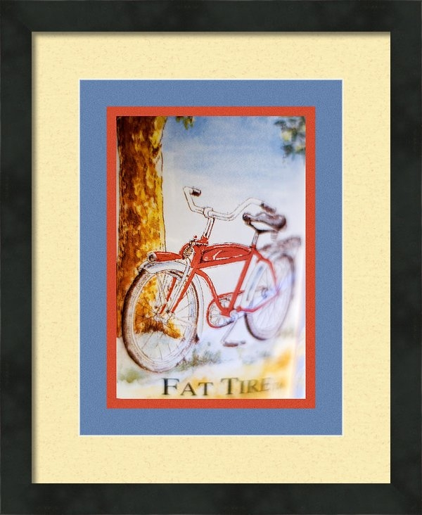 Carol Leigh - Fat Tire Ale Print