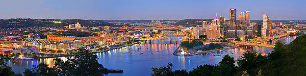 Jon Holiday - Pittsburgh Pennsylvania S... Print