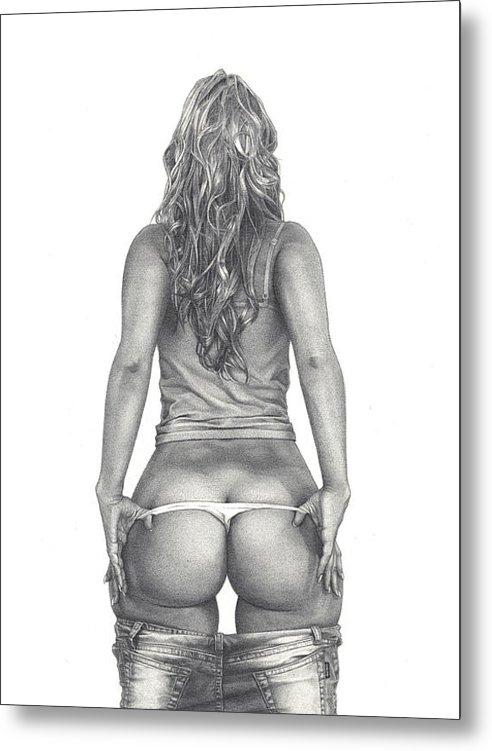 Salo Tabalus - Peek-a-booty Print