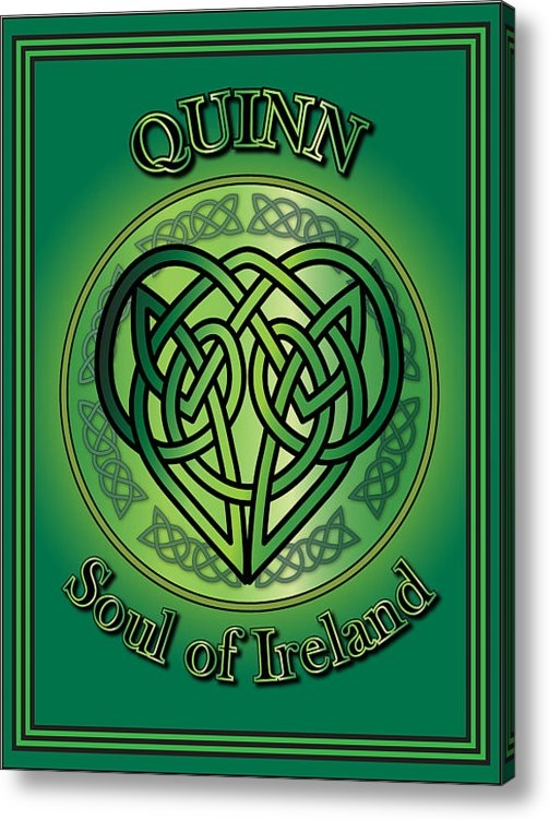 Ireland Calling - Quinn Soul of Ireland Print