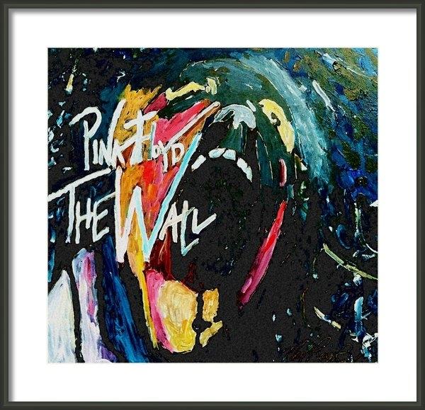 Neal Barbosa - Tribute to Pink Floyd Print