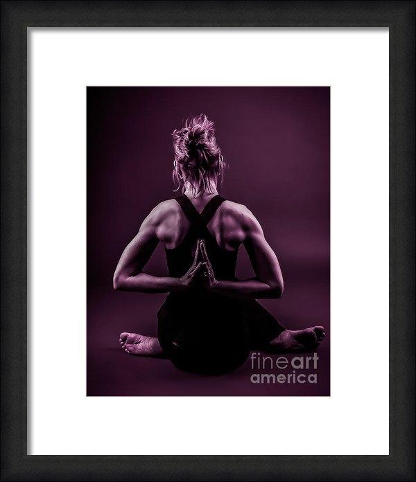 Ken Marsh - YogaMaster II Print