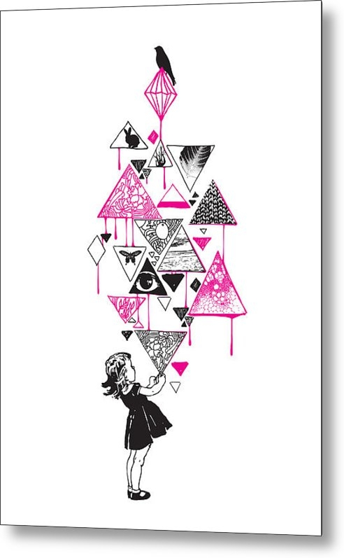 Budi Satria Kwan - Lucy in the sky Print