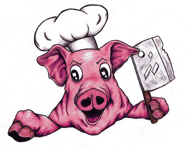 Leia Sopicki - Piggy The Hamicidal Mania... Print