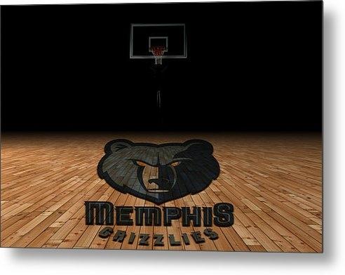 Joe Hamilton - Memphis Grizzlies Print