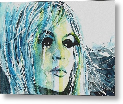 Paul Lovering - Brigitte Bardot Print