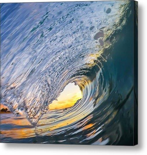 Matt Baker - Colorful Sunrise Print