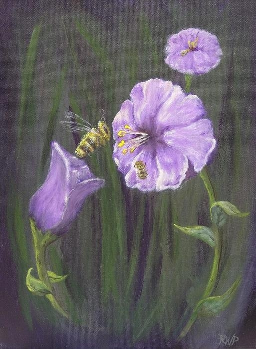 Randy Powers - Busy Bees Print