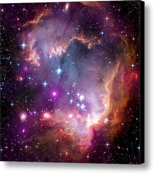 The  Vault - Jennifer Rondinelli Reilly - Magellanic Cloud 3 Print