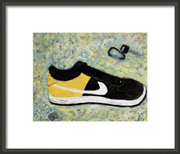 Mark Stiles - Sneaker and Sportcars Print